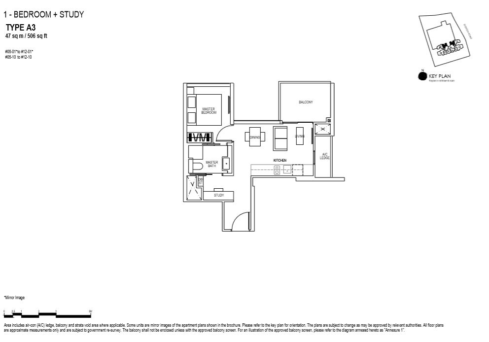 Sky Everton Floorplan