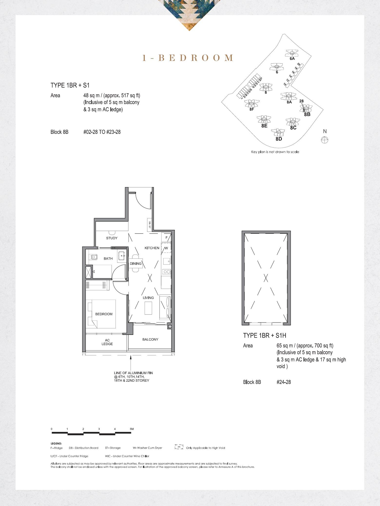 Parc Clematis Floorplan
