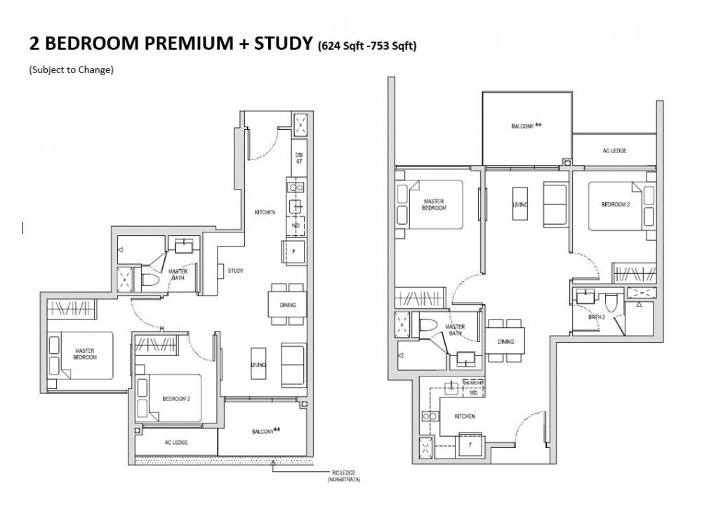 Affinity Floorplan
