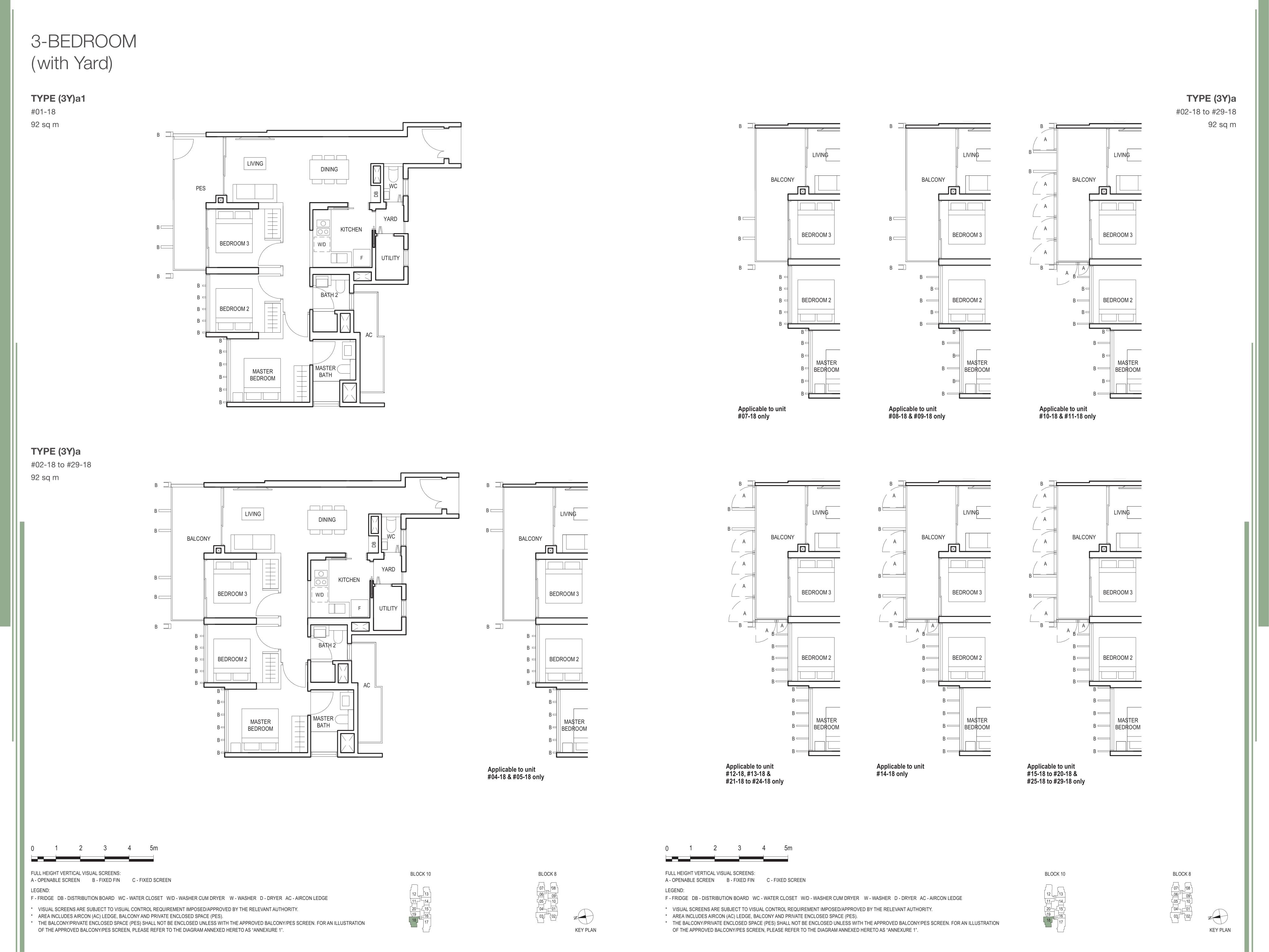 Midwood Floorplan