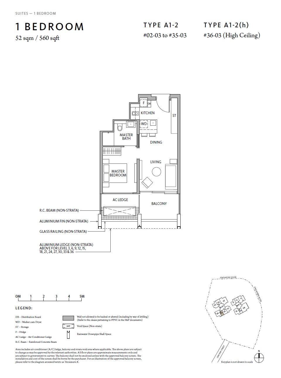 Rivière Floorplan