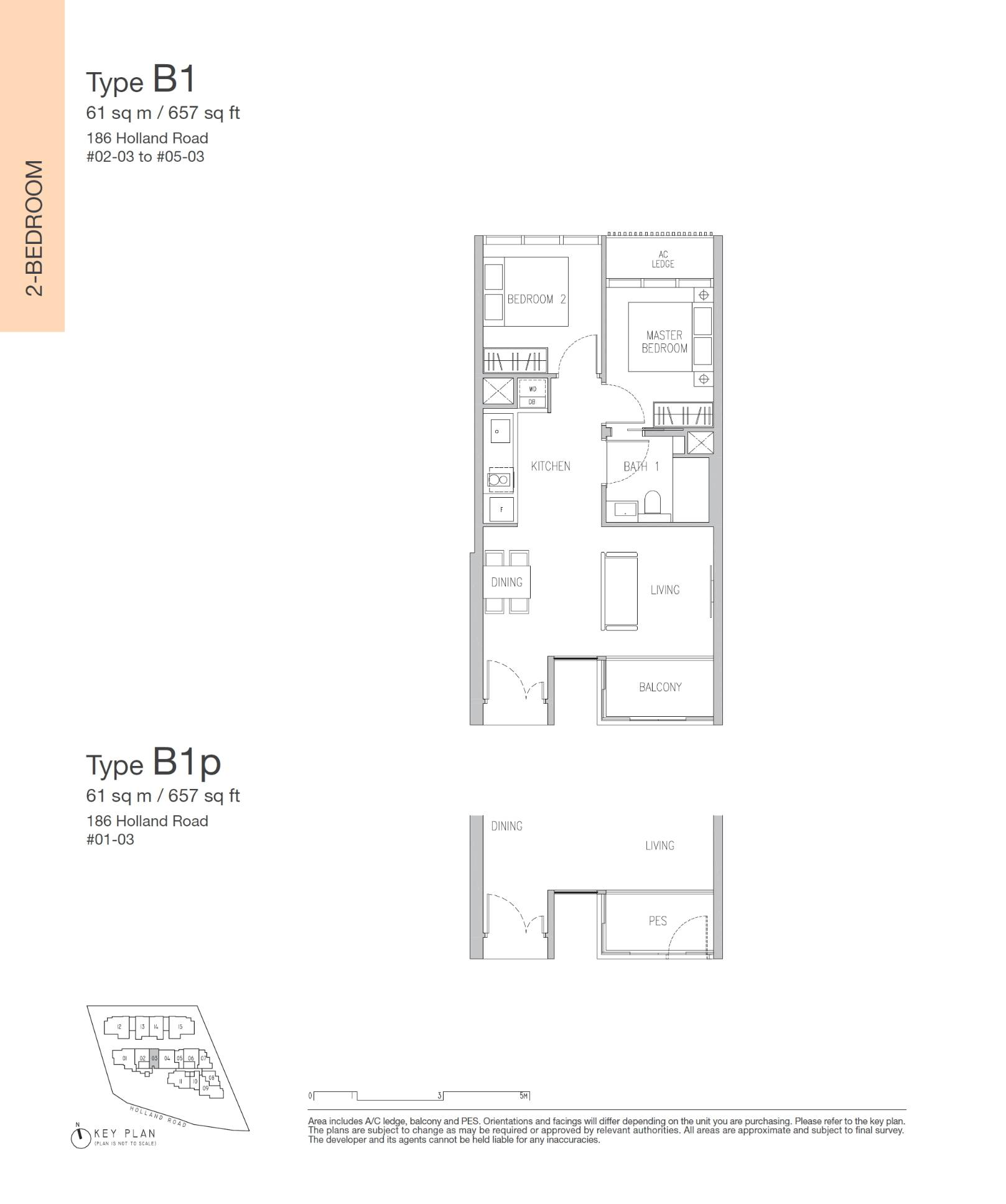 Van Holland Floorplan