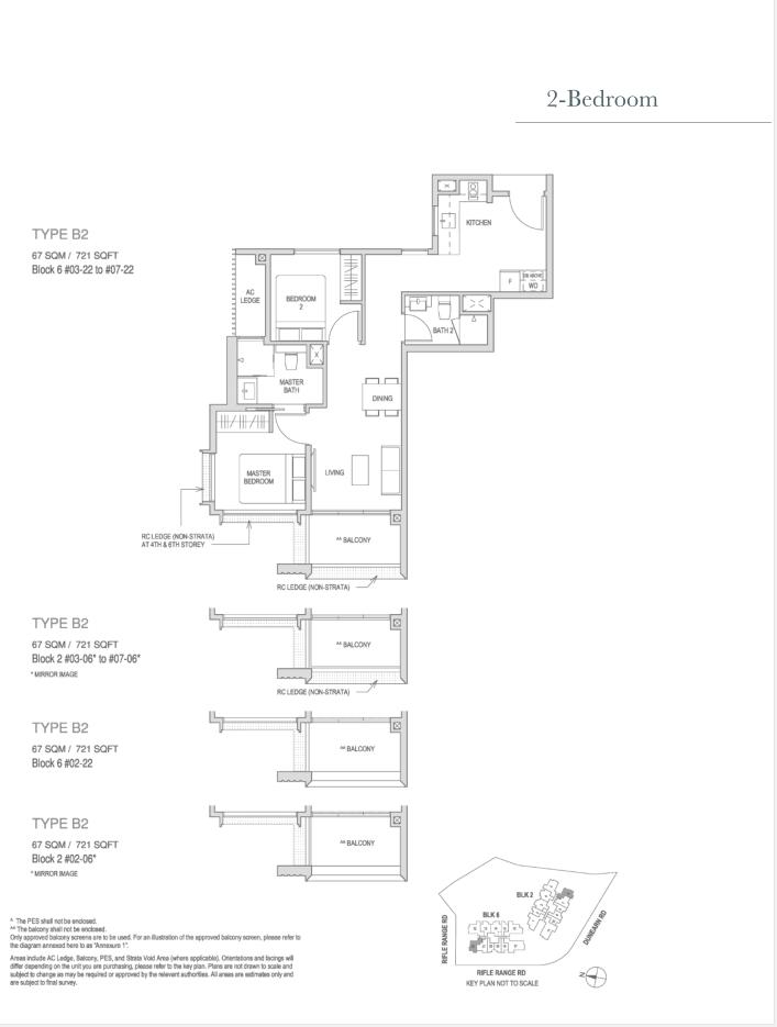 Mayfair Modern Floorplan