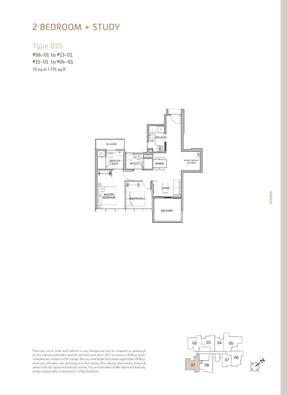 Verticus Floorplan