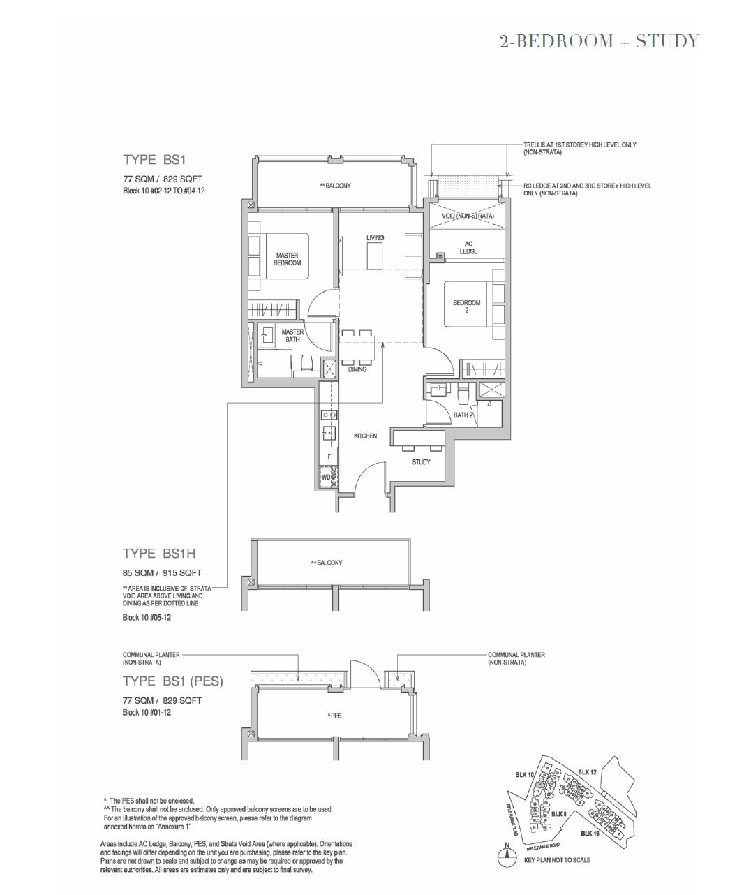 Mayfair Gardens Floorplan