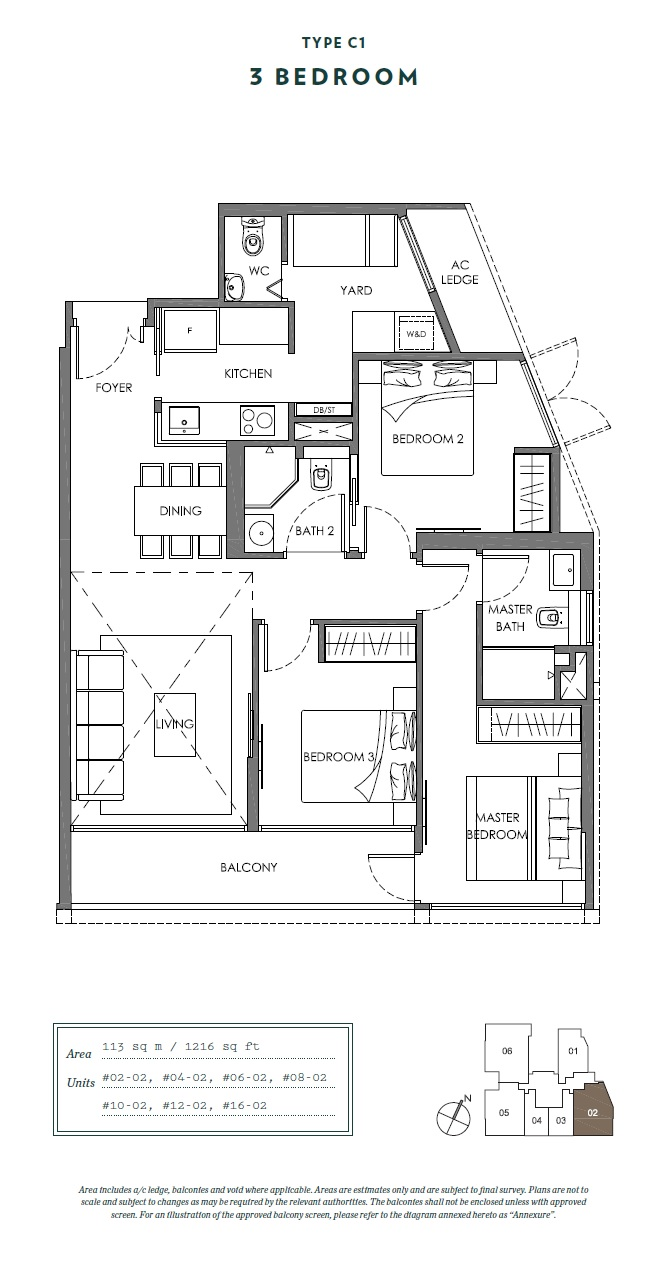 Nyon Floorplan