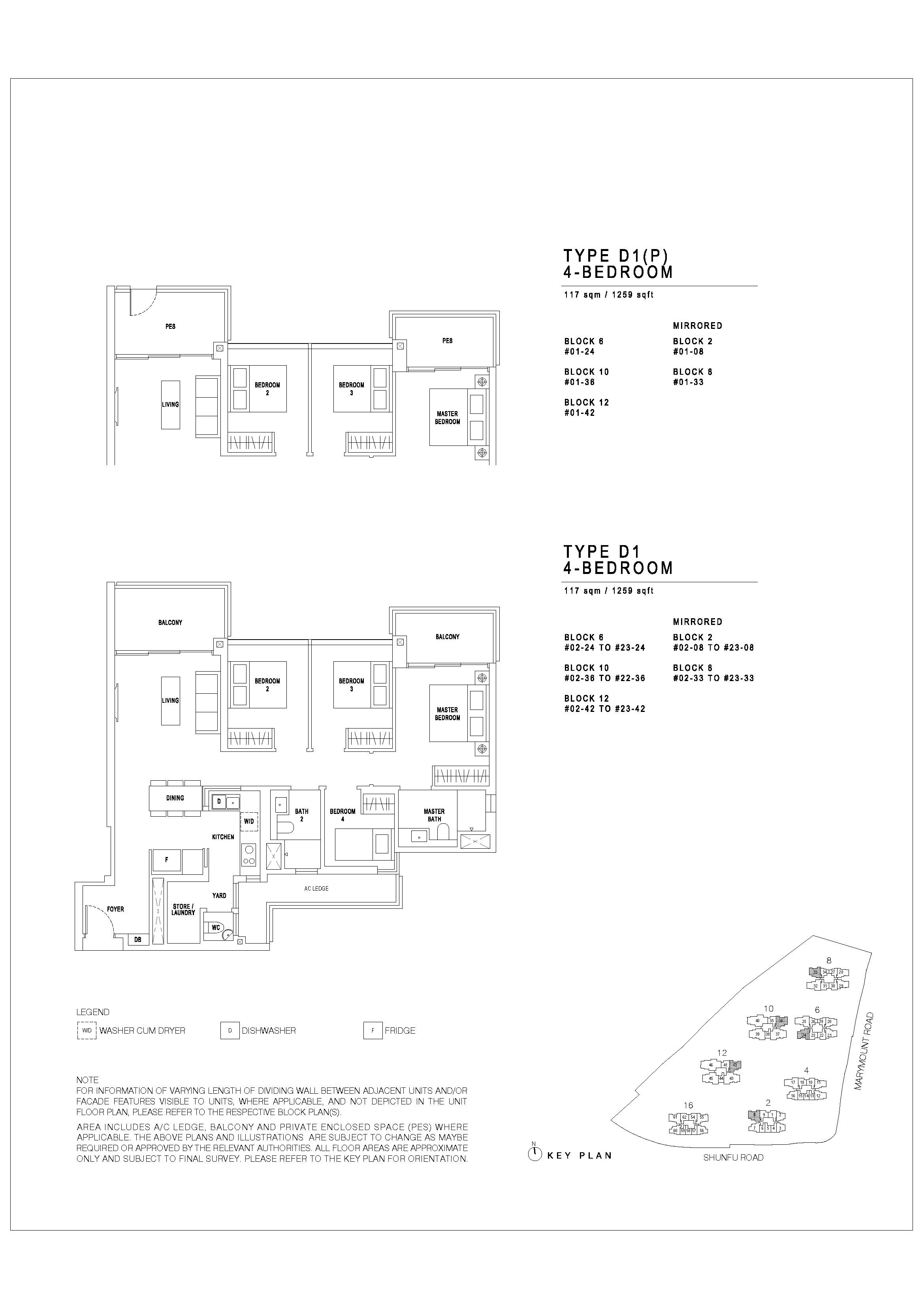JadeScape Floorplan