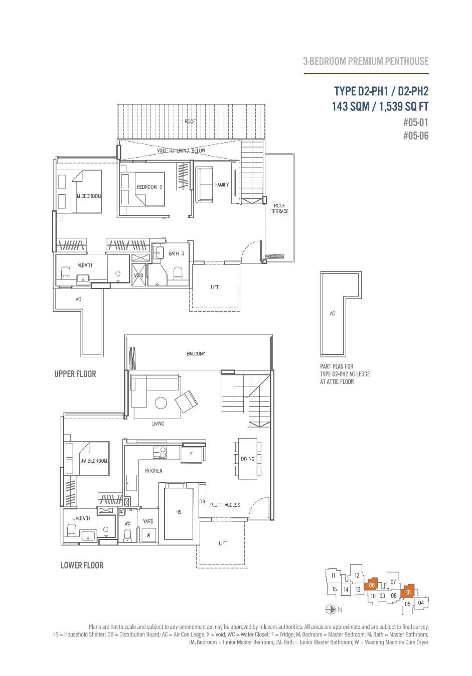 35 Gilstead Floorplan