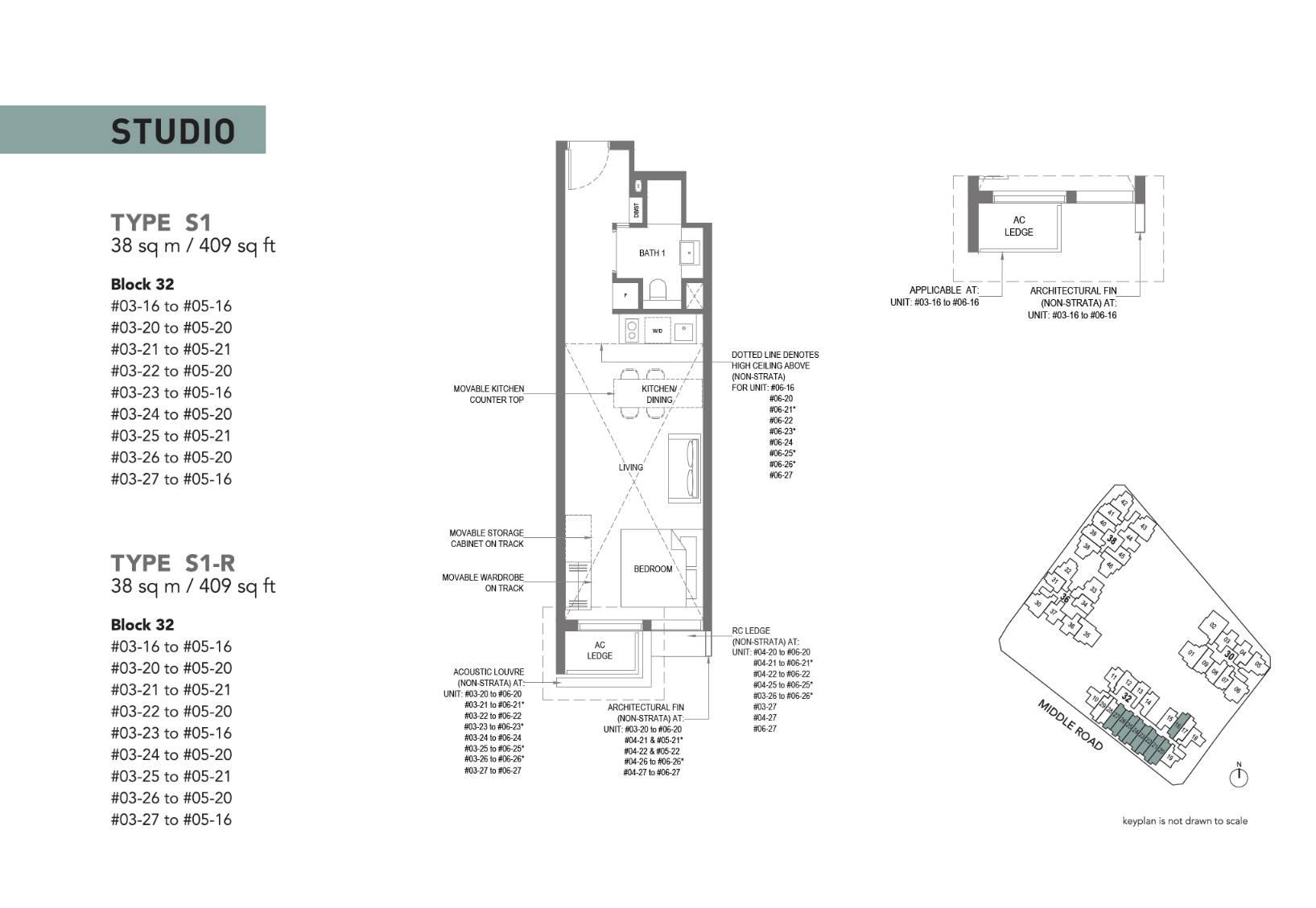 The M Floorplan