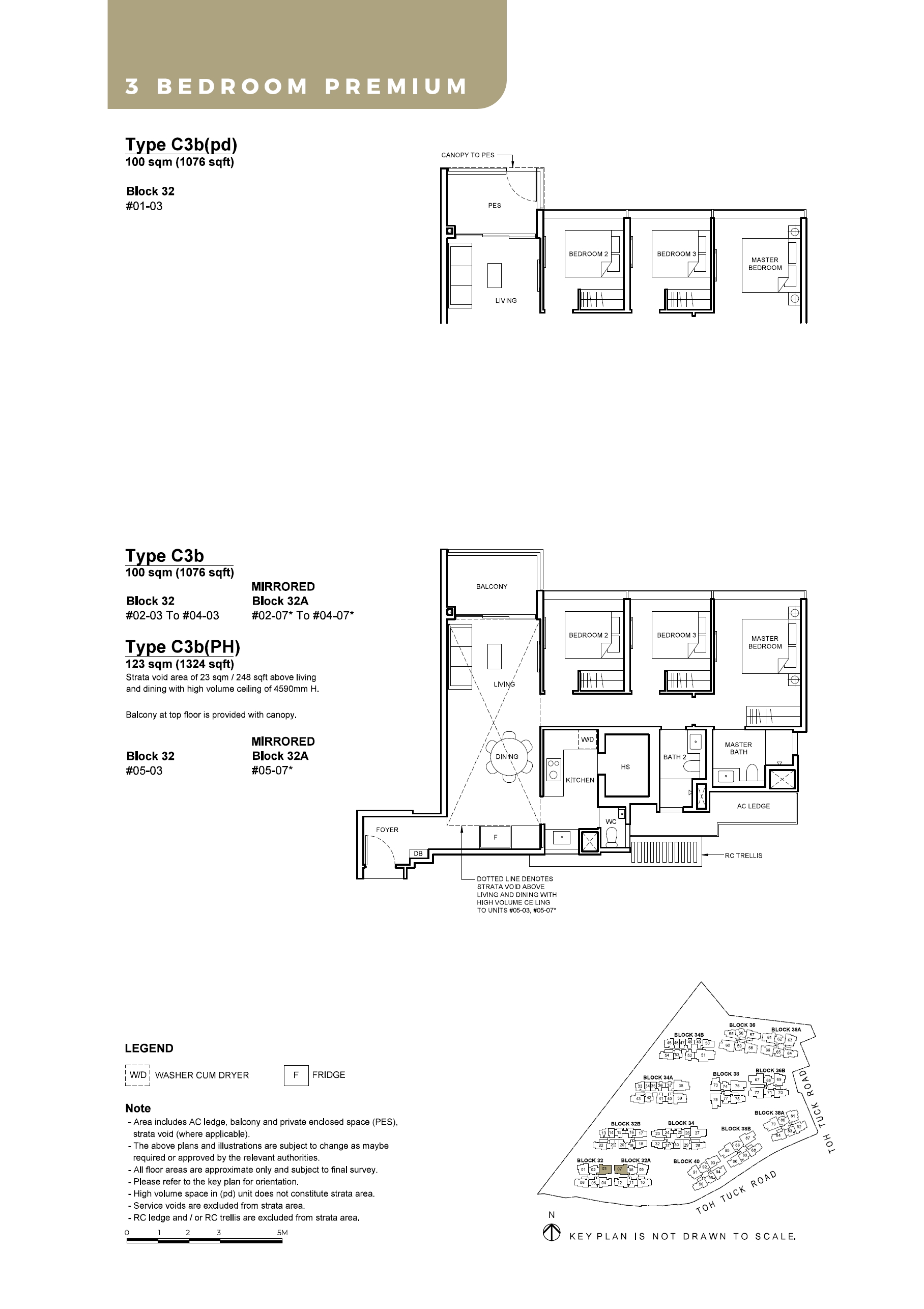 Forett at Bukit Timah Floorplan