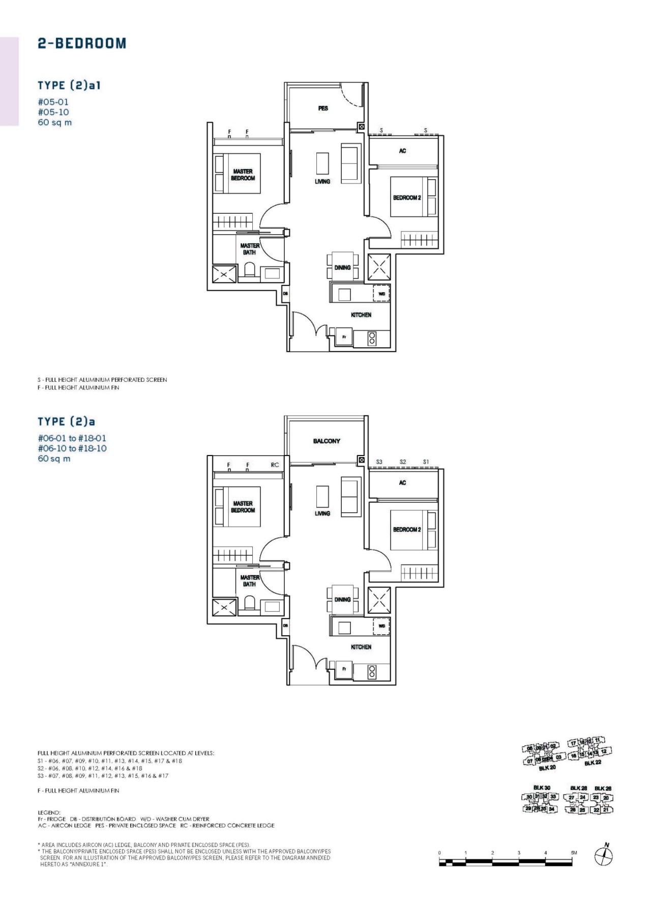 Penrose Floorplan