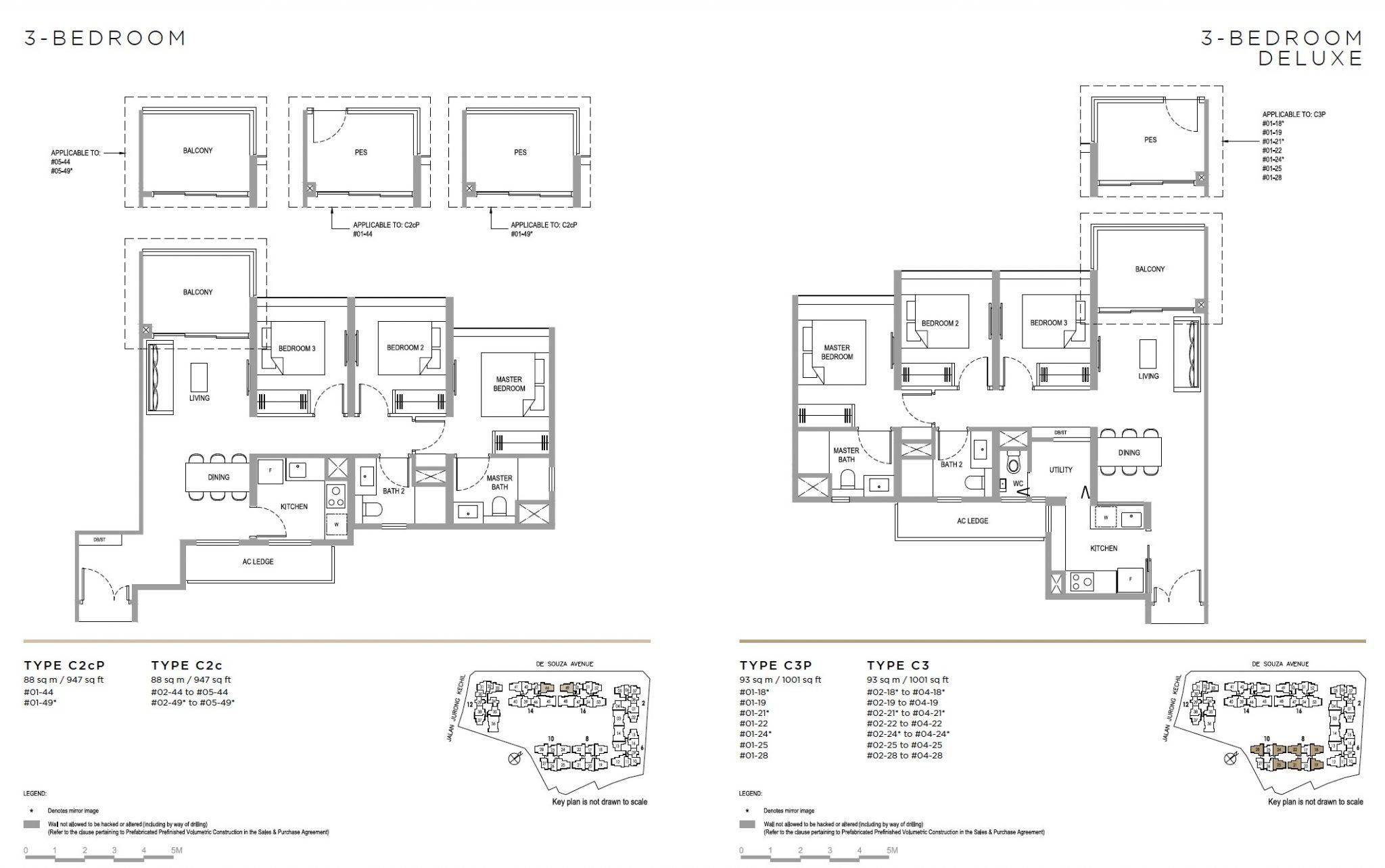 Verdale Floorplan